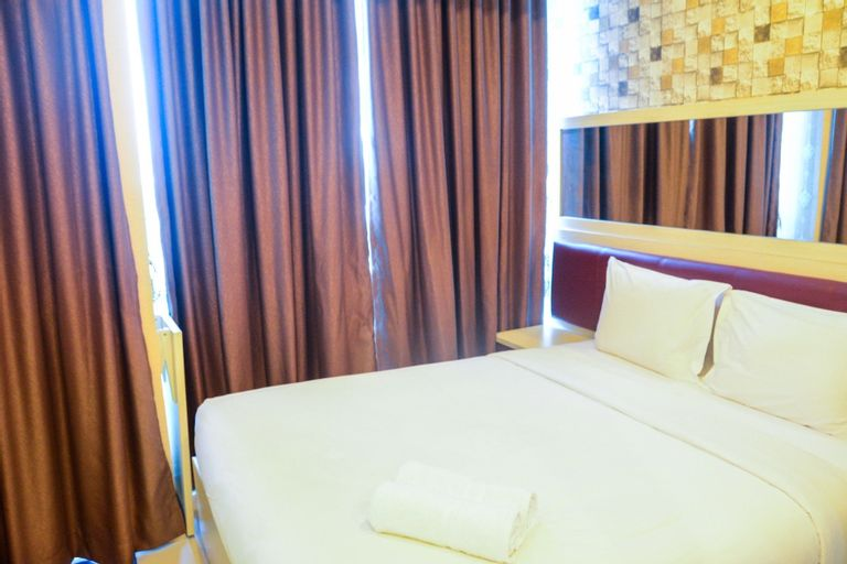 Comfortable Studio Near to Salemba Area At Capitol Park Apartment, Central Jakarta