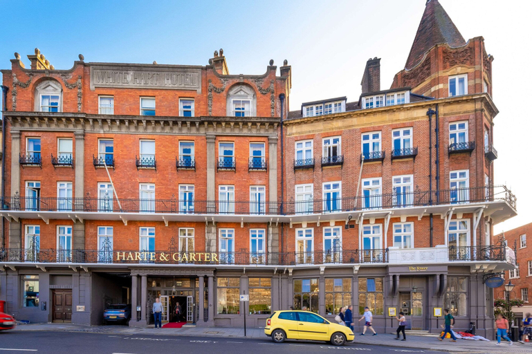 Clarion Collection Harte and Garter Hotel and Spa, Slough