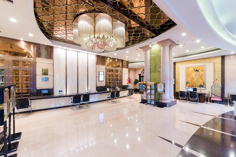 Jinwei Hotel Xiamen Zhongshan Road, Xiamen