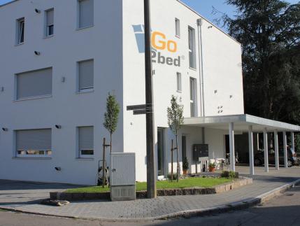 Go2Bed Hotel & Restaurant Weil am Rhein / Basel, Lörrach