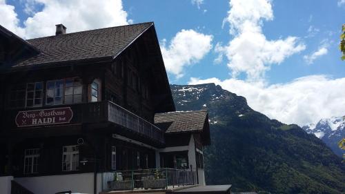 Berggasthaus Haldi, Uri