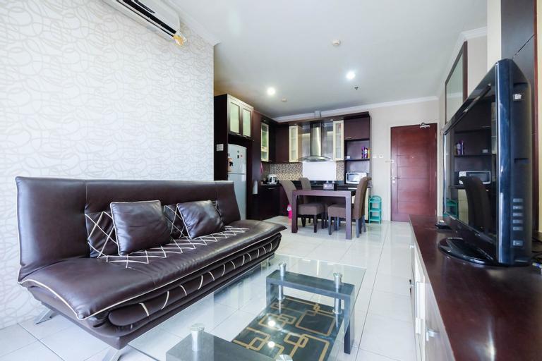 Classic 3BR Casablanca Mansion Apartment Near Kota Kasanblanca, Jakarta Selatan