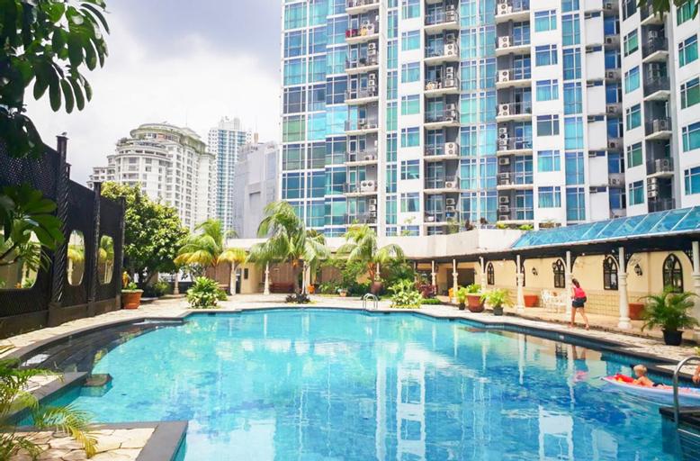 Spacious 2BR Tower Green Apartment Signature Park Grande, East Jakarta