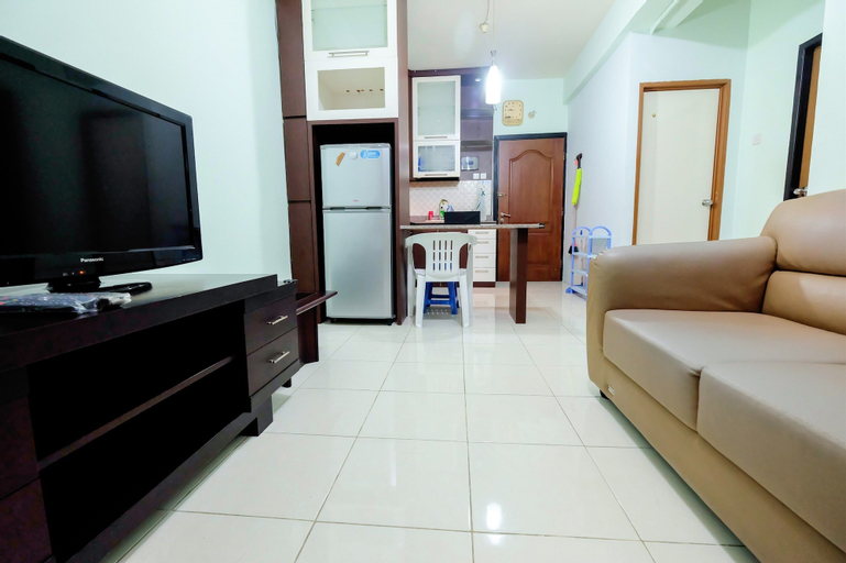 Comfy 2BR Apartment Salemba Residence By Travelio, Central Jakarta