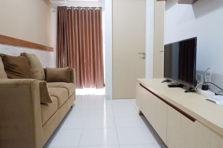 Highest Value 2BR Ayodhya Residence Direct to Shopping Arcade, Tangerang