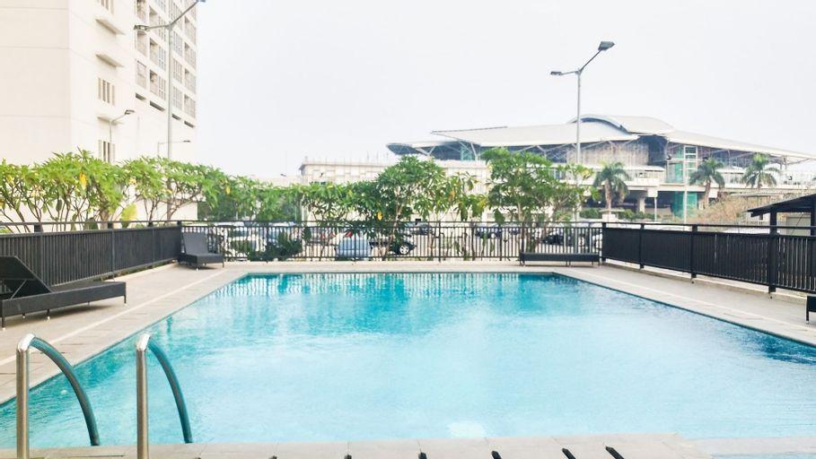 Cozy 1BR Callia Apartment Pulomas, East Jakarta