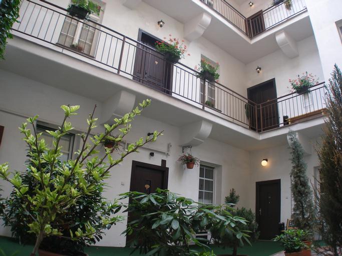 Aparthotel Davids, Praha 7