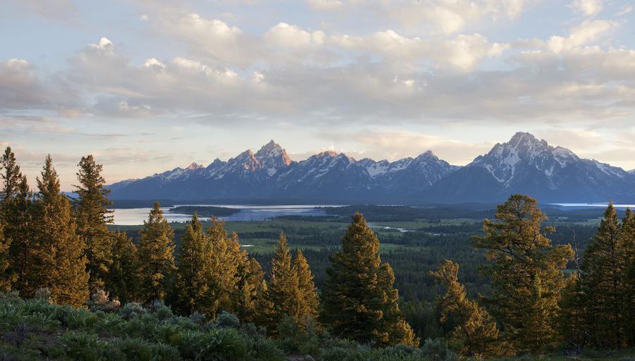 Jackson Lake Lodge, Teton