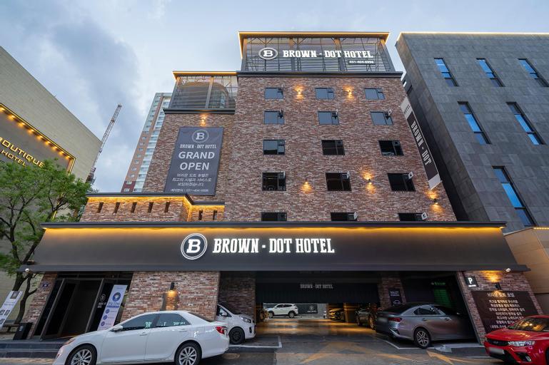 Browndot Wolgot Hotel, Siheung