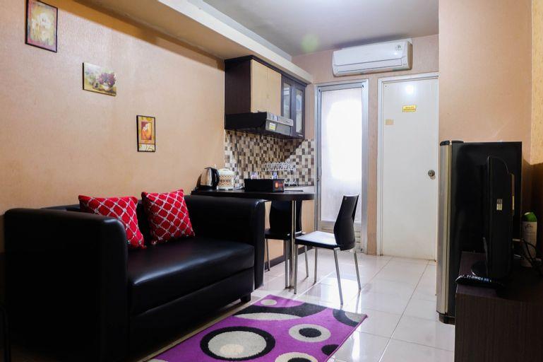 Simply 2BR @ Kalibata City Apartment, South Jakarta