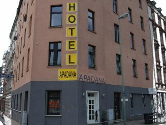 Hotel Apadana Frankfurt, Frankfurt am Main