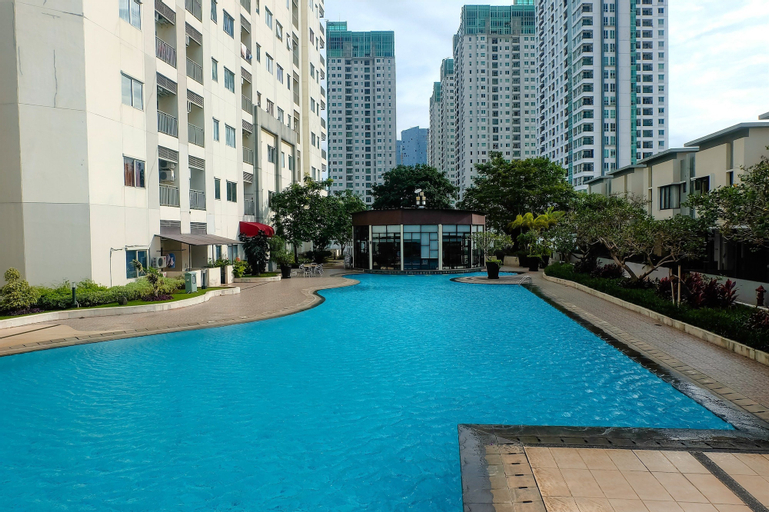 Cosmo Mansion Apartment W/ Direct Access To Thamrin City Mall, Central Jakarta