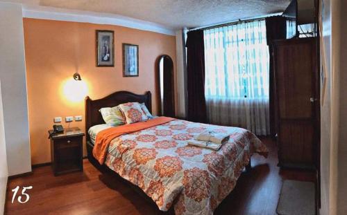 Hotel Los Ilinizas, Latacunga