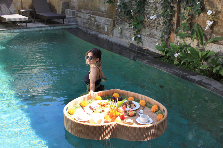 The Alus cottages, Gianyar