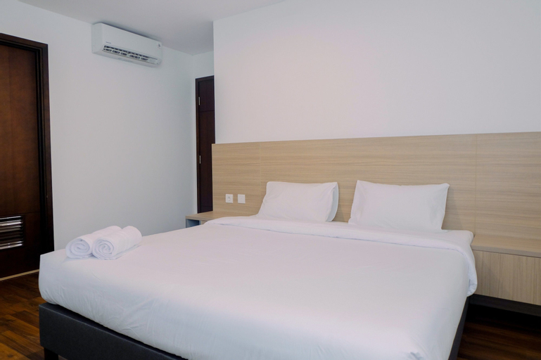Modern Looks and Homey 2BR Gallery West Apartment, Jakarta Barat