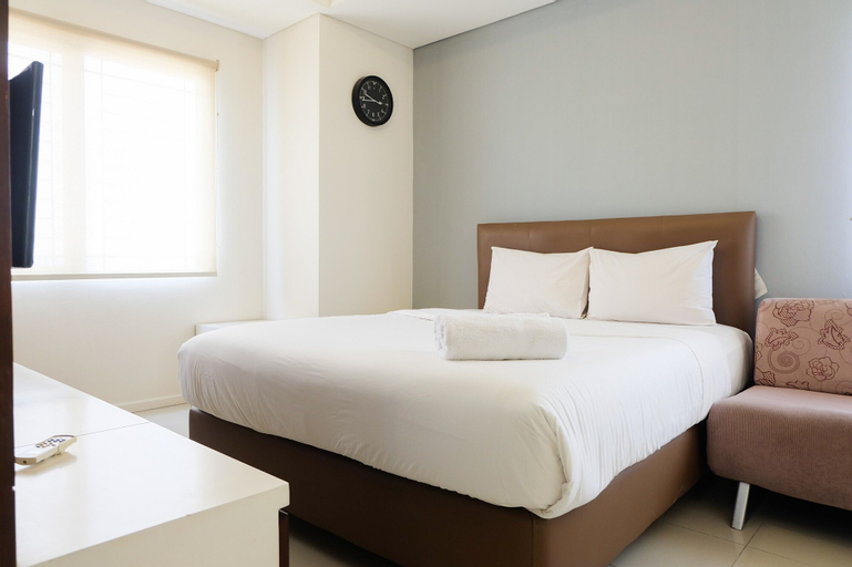 Comfy 2BR Cosmo Terrace Apartment, Central Jakarta