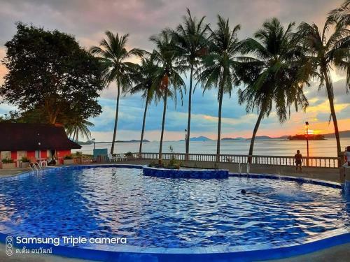 Jansom Beach Resort, Muang Ranong
