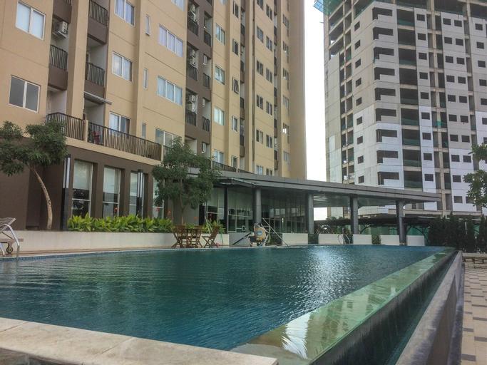 Homey Studio The Oasis Apartment By Travelio, Cikarang