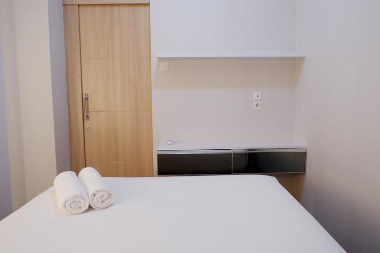 Comfort Living Bassura City Studio Apartment near Mall By Travelio, East Jakarta