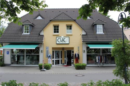 """Haus """"Zur Seebrucke"""" - Deichblick, Vorpommern-Rügen"""