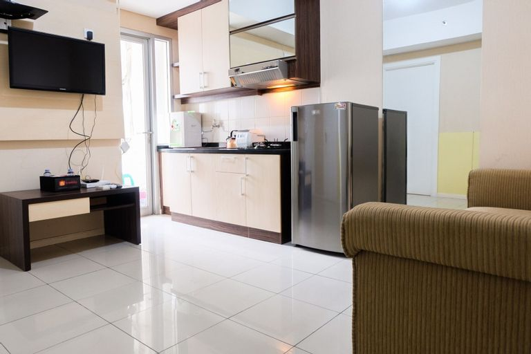 Best Price 2BR Greenlake Sunter Apartment, North Jakarta