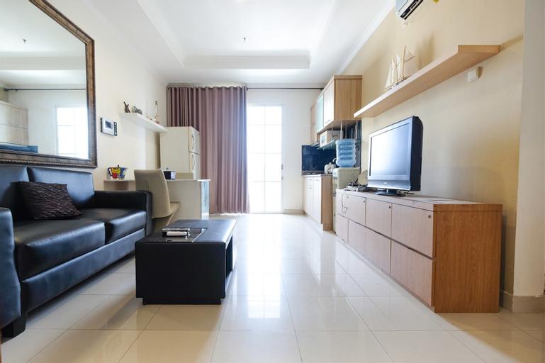 Spacious 2BR Bellezza Apartment, South Jakarta