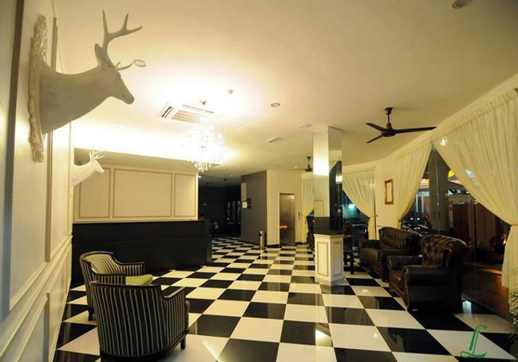 Luscious Hotel, Seberang Perai Tengah