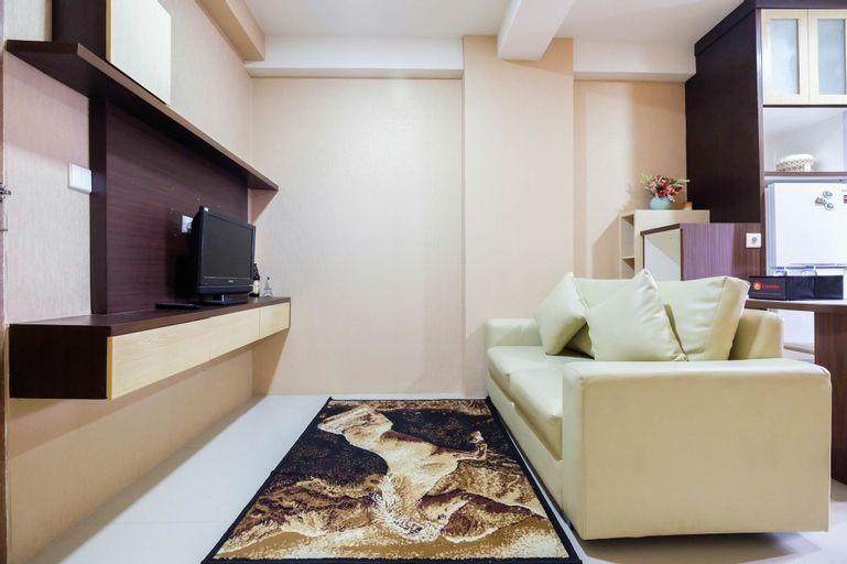 Homey 2BR The Oak Tower Apartment, East Jakarta