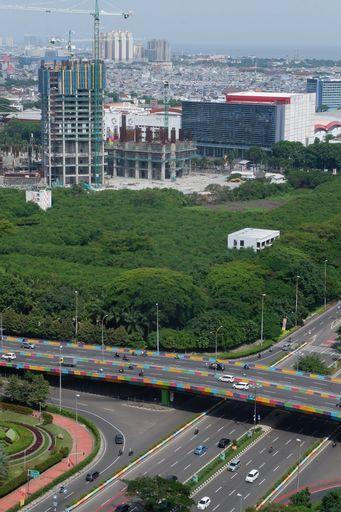 2BR City View at Mediterania Boulevard Apartment, Jakarta Pusat