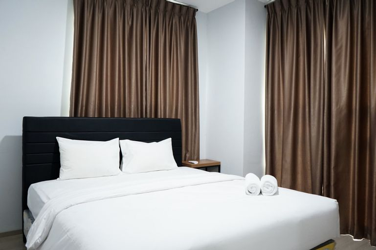 2BR Luxury Citra Lake Suites Apartment By Travelio, West Jakarta