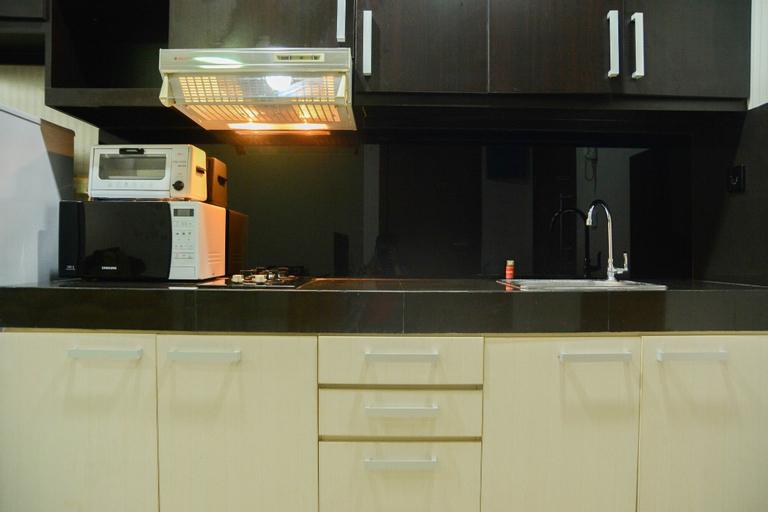 1BR Apartment @ Sahid Sudirman Residence Located in Jakarta's CBD, Central Jakarta