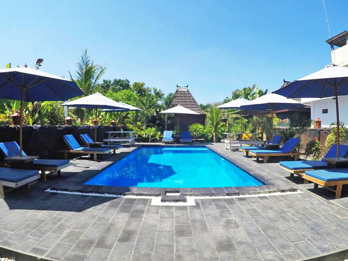 Colour Cottages, Lombok
