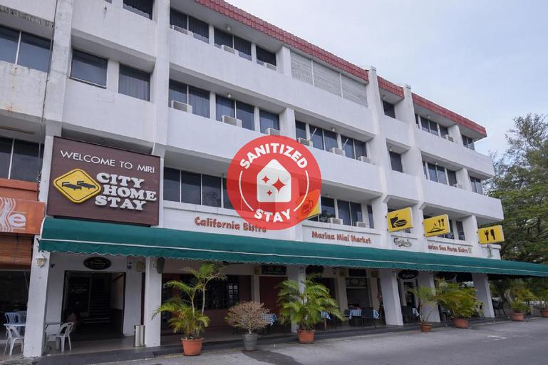 OYO 89604 City Home Stay, Miri