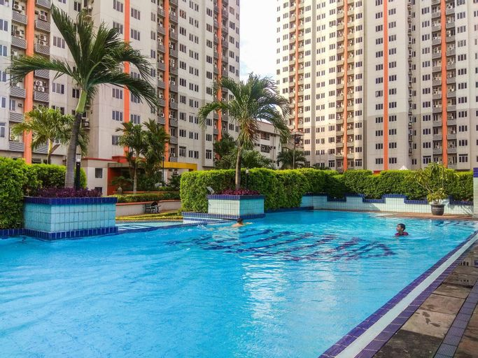 Spacious 2BR Wisma Gading Permai Apartment, Jakarta Utara