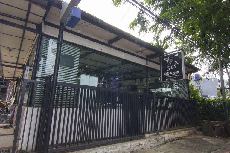 House of Arsonia Bougainvillea, Jakarta Pusat