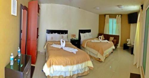 Hotel El Refugio, Ixtacuixtla de Mariano Matamoros
