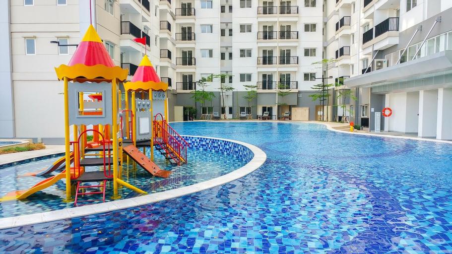 Cozy 2BR Signature Park Grande Apartment, East Jakarta
