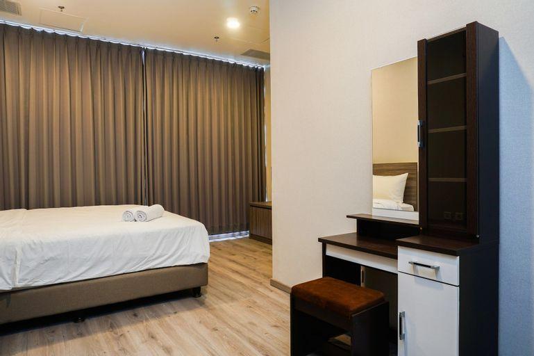 Luxurious and Spacious Sudirman Suites 2BR Apartment, Jakarta Pusat