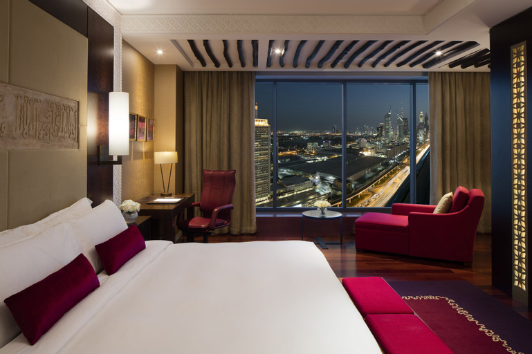 The H Hotel, Dubai,