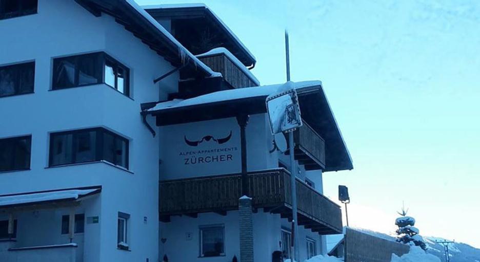 Alpen-Appartements Zurcher, Landeck