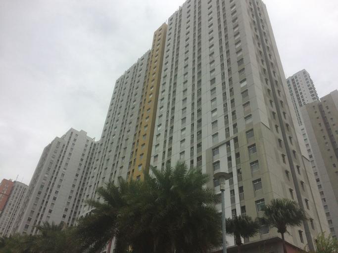 Spacious 2BR Condominium Seaview Apartment, North Jakarta