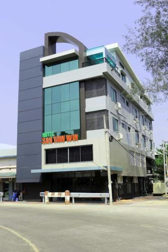 Hotel San Taw Win, Bassein