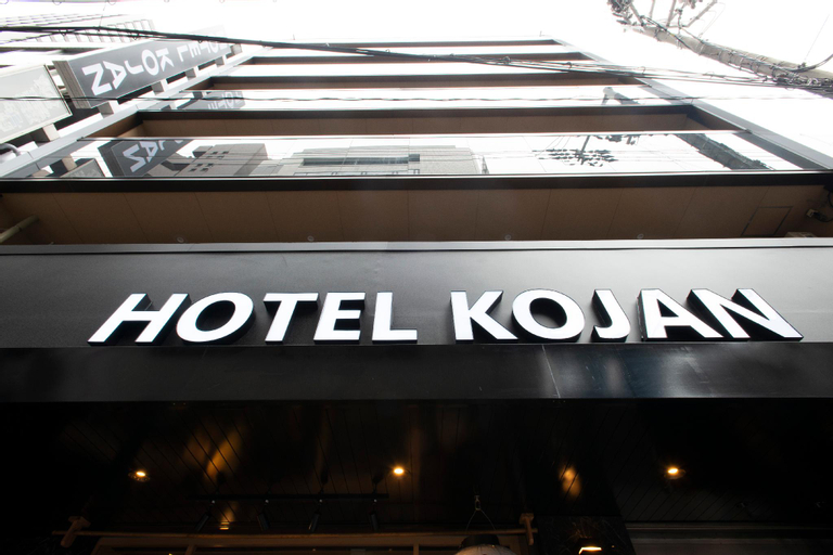 Hotel Kojan, Osaka