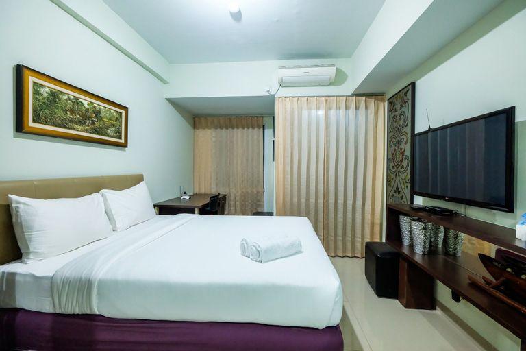 Ethnic Furnished Studio Apartment @ Grand Dhika City, Bekasi