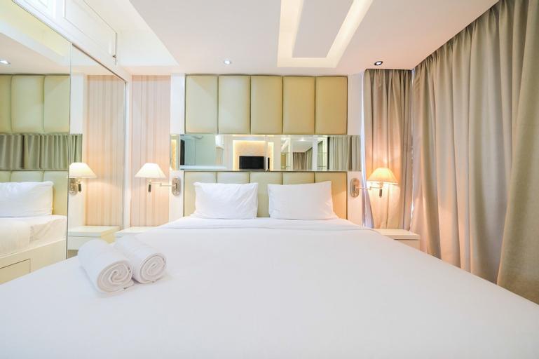 Contemporary 2BR Apartment @ H Residence, Jakarta Timur
