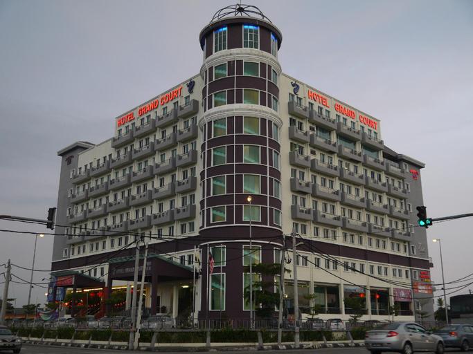 Grand Court Hotel, Hilir Perak