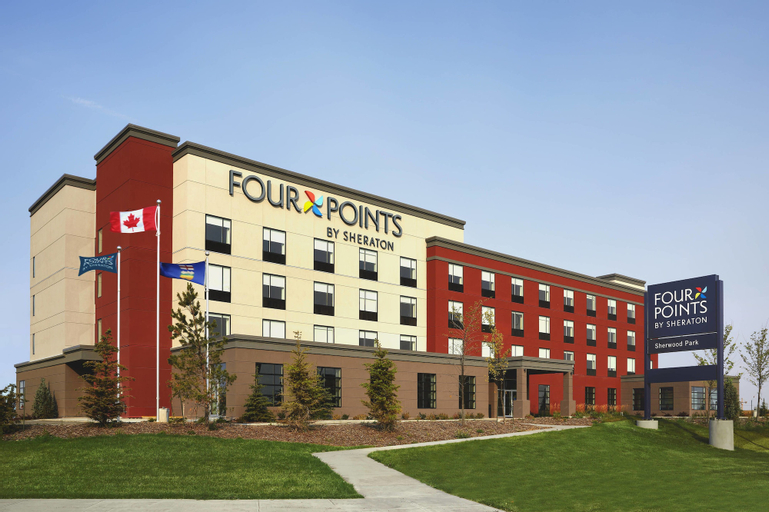 Four Points By Sheraton Sherwood Park, Division No. 11