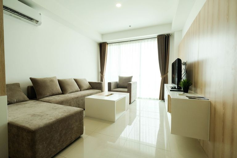 3BR Apartment for 6 Pax at Gallery West Residence, Jakarta Barat