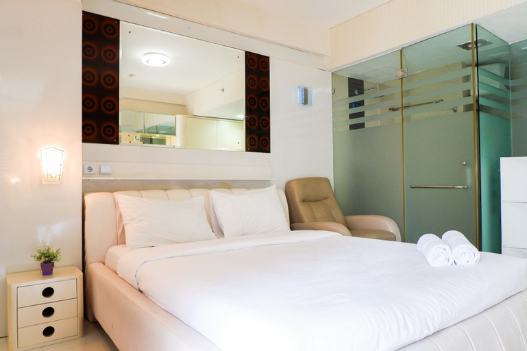 Strategic Location Studio Apartment at Tamansari Sudirman, South Jakarta