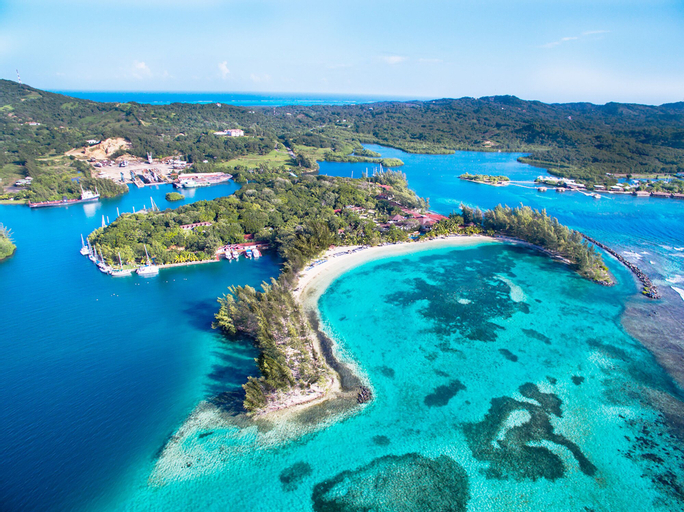 Fantasy Island Beach Resort, Dive and Marina All Inclusive, Roatán